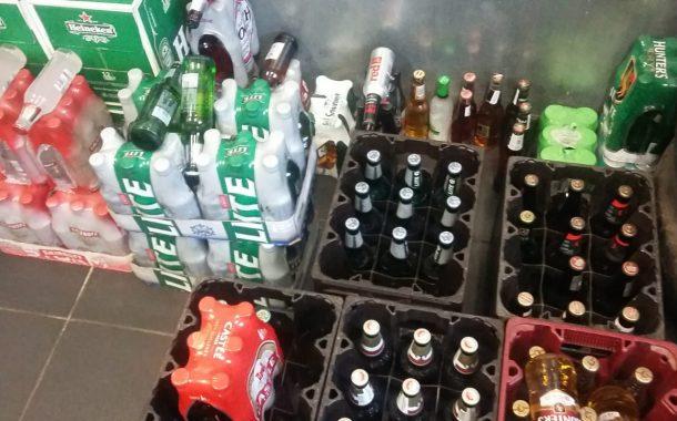 Man nabbed for dealing in liquor