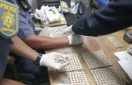 Police confiscates drugs worth R50 000 in Calitzdorp