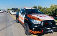 Several injured in a collision on the N1, Randpark Ridge
