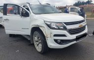 Several injured in a collision in Linksfield