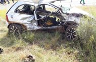 Two injured in a collision on Old Welverdiend Road in Carletonville.