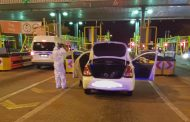 Taxi violence suspects among more than 1000 arrested suspects during operations