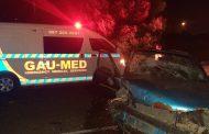 Road crash on Pretoria Road outside Motovia , Kempton Park.
