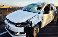 Fatal pedestrian crash on the N7, Dunoon