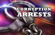 Suspect arrested for corruption