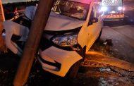 One injured in a collision in Malvern