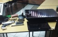 A 36-year-old arrested for Possession of Suspected Stolen Property and unlawful possession of ammunition