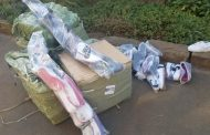 Various counterfeit sneakers valued R700 000 seized, suspect in court