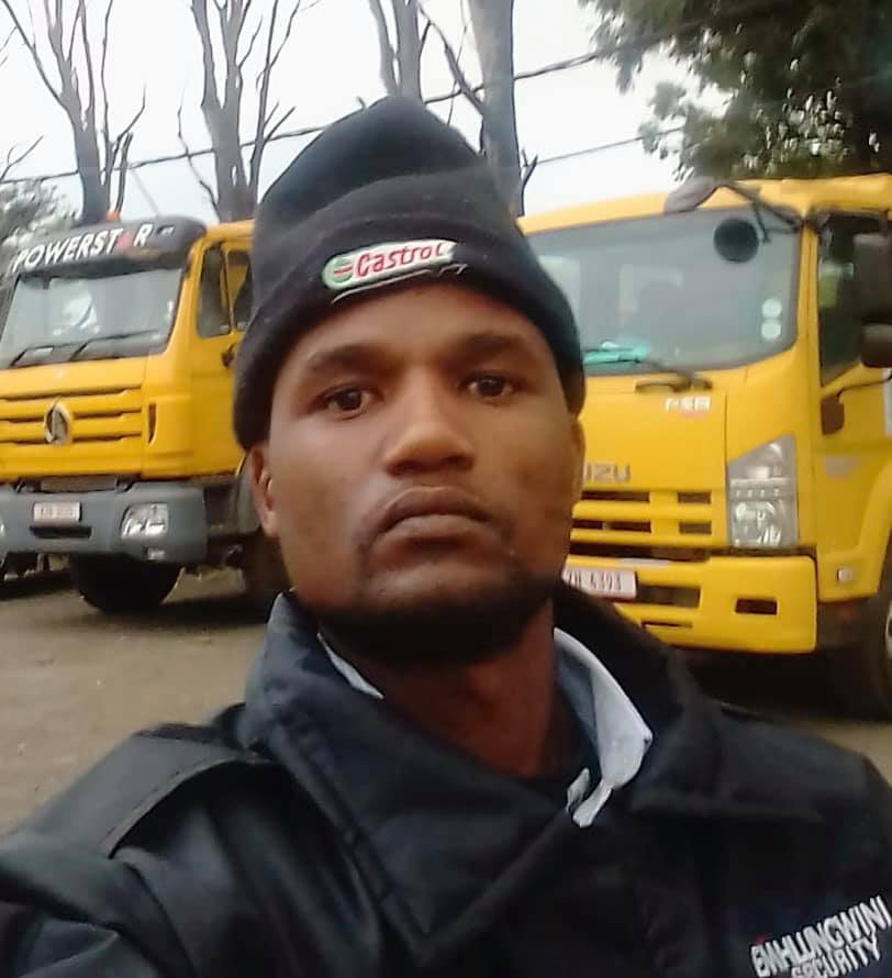 Search for a missing person at Zwelisha, KZN