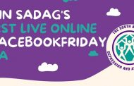 Join SADAG's LIVE #FacebookFriday Online Q&A Finding Hope - Living with a Mental Health Issue