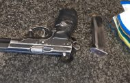 Fourteen suspects arrested after terrorising communities, unlicensed firearm seized