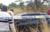 Boko Haram gang member killed in a hail of bullets on the N4 near Diamond Hill Toll Plaza
