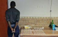 Keimoes police arrest man for dealing in drugs